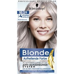 Blonde - Coloration - Aufhellende Farbe 10.29 Platinblond