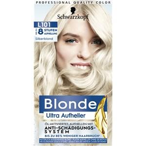 Blonde - Coloration - Aufheller