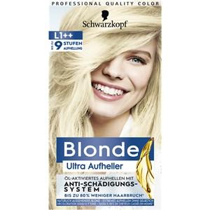 Blonde - Coloration - Ultra aclarador L1++