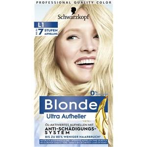Blonde - Coloration - Ultra rozjaśniacz L1