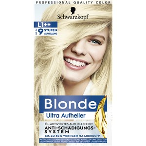 Blonde - Coloration - Ultra Aufheller L1++