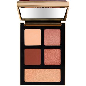 Bobbi Brown - Ojos - Luxe & Fortune Collection  Luxe Jewels Rose Eye Palette