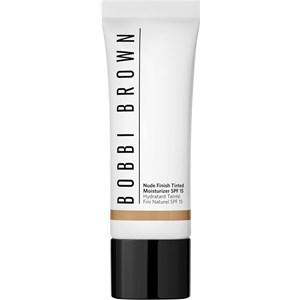Image of Bobbi Brown Hautpflege Feuchtigkeit Nude Finish Tinted Moisturizer SPF 15 Nr. 01 Medium 50 ml