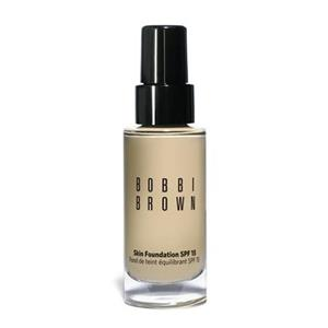 Bobbi Brown Makeup Foundation Skin Foundation SPF 15 Nr. 4.25 Natural Tan 1 Stk.