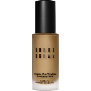Bobbi Brown - Meikkivoide - Skin Long-Wear Weightless Foundation SPF 15