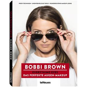 Bobbi Brown - Pinsel & Tools - Buch Everything Eyes - Das perfekte Augen-Makeup