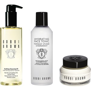 Bobbi Brown - Reinigen / Tonifizieren - Power Trio Skincare Set