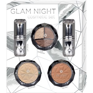 Boulevard de Beauté - Lips - Glam Night Cosmetic Set