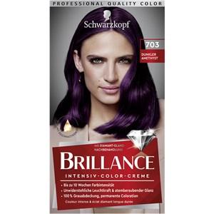 Brillance - Coloration - 703 Ametista scuro grado 3 Crema colorante intensiva