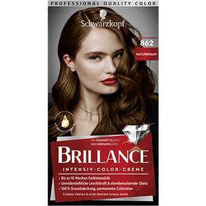 Brillance - Coloration - 862 Natuurbruin niveau 3 Intensief-Color-crème