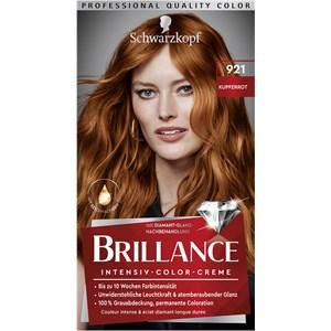 Brillance - Coloration - 921 Koperrood niveau 3 Intensief-Color-crème