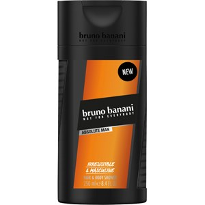 Bruno Banani - Absolute Man - Hair & Body Shower