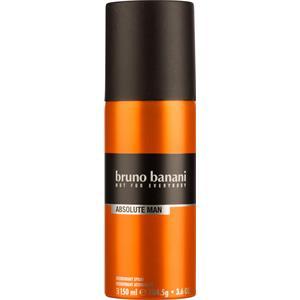 Bruno Banani Herrendüfte Absolute Man Deodorant Aerosol Spray