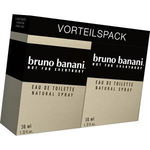 Bruno Banani Herrendüfte Man Eau de Toilette Spray Duo