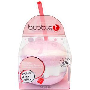 Bubble T - Skumbad - Summer Fruits Tea Big Bath Macaroon
