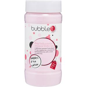Bubble T - Přísada do koupele - Summer Fruits Tea Fizzy Bath Powder