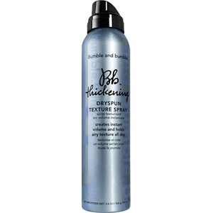 Bumble and bumble - Spray pour cheveux - Thickening Dryspun Texture Spray