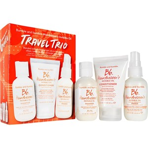 Bumble and bumble - Shampoo - Bb Hairdresser's Invisible Oil Travel Trio