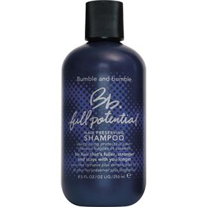 Bumble and bumble - Shampoo - Full Potential Hair Preserving Shampoo