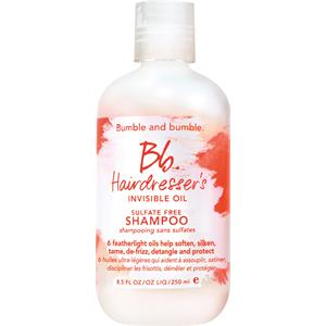 Bumble and bumble - Shampoo - Hairdresser's Invisible Oil Sulfate Free Shampoo