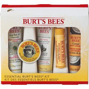 Image of Burt´s Bees Pflege Gesicht Essential Burt´s Bees Kit Geschenkset 1 Stk.
