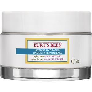 Burt's Bees - Twarz - Intense Hydration Night Cream