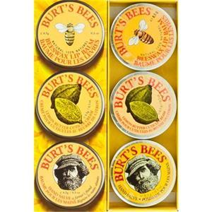 Burt's Bees - Hände - Tin Trio Kit