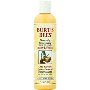 Burt's Bees - Körper - Body Lotion Milk & Honey