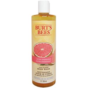 Burt's Bees - Körper - Body Wash Ginger & Citrus