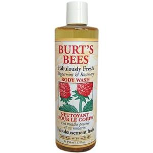 Burt's Bees - Lichaam - Body Wash Pepermint