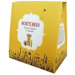 Burt's Bees - Lippen - Essential Collection
