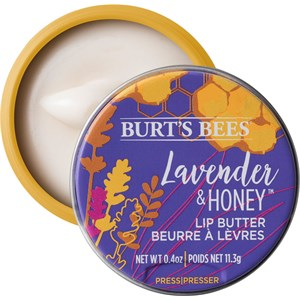 Burt's Bees - Usta - Lavender & Honey Lip Butter Pot