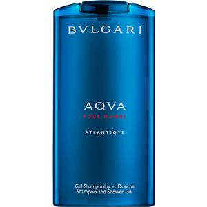 Aqva Atlantiqve Shampoo Shower Gel By Bvlgari Parfumdreams