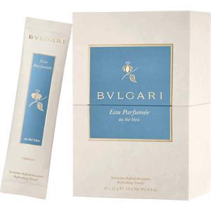 Bvlgari Eau Parfumee au The Bleu Refreshing Towels 15 Stk. unisex