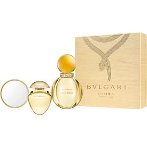 Image of Bvlgari Damendüfte Goldea Beauty Set Eau de Parfum Spray 50 ml + Eau de Parfum Spray Jewel Charm 25 ml + Spiegel 1 Stk.
