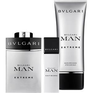 Bvlgari Herrendüfte Man Extreme Geschenkset Eau de Toilette Spray 100 ml + After Shave Balm 100 ml + Eau de Toilette Travel Spray 15 ml 1 Stk.