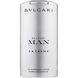Bvlgari - Man Extreme - Shampoo & Shower Gel