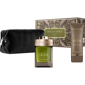Bvlgari - Man Wood Essence - Set de regalo