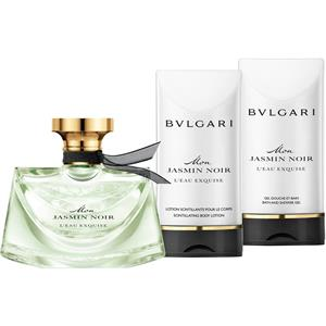 Mon Jasmin Noir L Eau Exquise Gift Set By Bvlgari Parfumdreams