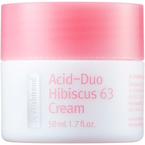 By Wishtrend - Soin hydratant - Acid - Duo Hibiscus 63 Cream