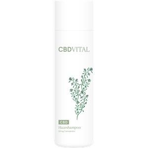 CBDVITAL - Haarpflege - CBD Haarshampoo