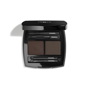 CHANEL - EYEBROWS - Brow Wax and Brow Powder Duo with Accessories Brow Wax and Brow Powder Duo with Accessories