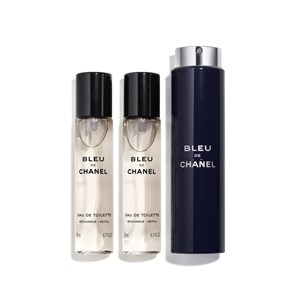 CHANEL - BLEU DE CHANEL - Eau de Toilette Twist & Spray