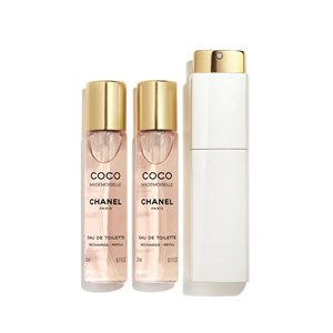 CHANEL - COCO MADEMOISELLE - Eau de Toilette Twist & Spray