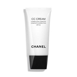 CHANEL - CC CREAM - Vollständig korrigierende Gesichtspflege superaktiv SPF 50 CC CREAM