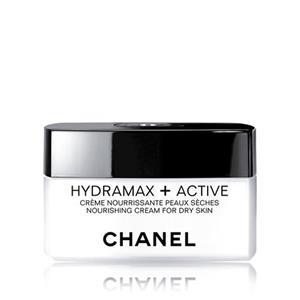 CHANEL - FEUCHTIGKEITSPFLEGE - Aufbaucreme für trockene Haut HYDRAMAX + ACTIVE