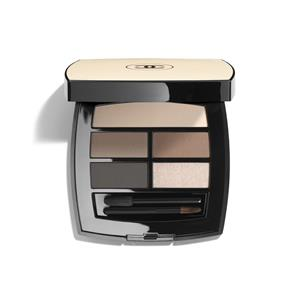 CHANEL - LIDSCHATTENPALETTEN - Palette Regard Belle Mine Naturelle LES BEIGES