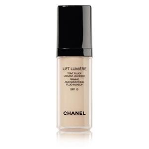 CHANEL - TEINT-GRUNDIERUNGEN - Fluid-Makeup für ein glattes, straffes Aussehen - SPF 15 LIFT LUMIÈRE