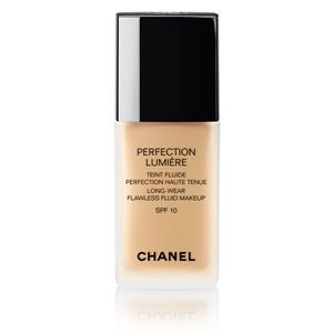 CHANEL - TEINT-GRUNDIERUNGEN - Langhaftendes Fluid-Makeup SPF 10 PERFECTION LUMIÈRE