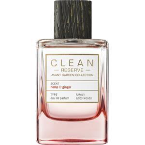 CLEAN - Avant Garden Collection - Hemp & Ginger Eau de Parfum Spray